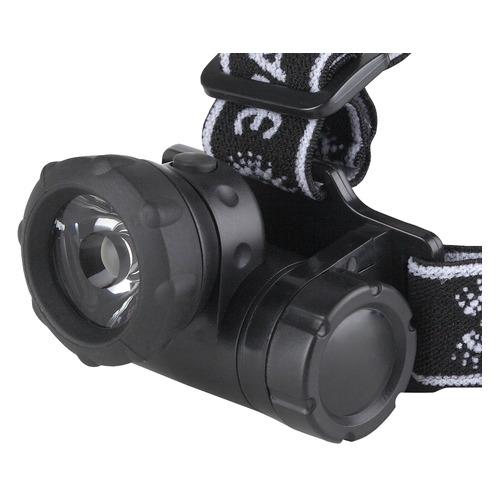 Налобный фонарь ЭРА G1W, черный , 1Вт [c0033731]