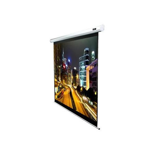 Фото - Экран ELITE SCREENS VMAX2 VMAX119XWS2, 213.6х213.6 см, 1:1, настенно-потолочный белый экран elite screens tripod t85uws1 152х152 см 1 1 напольный черный