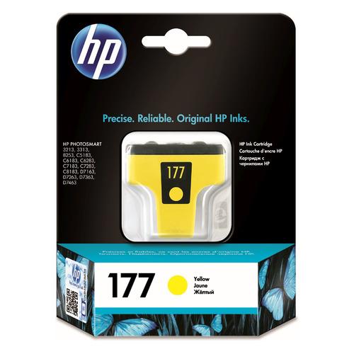 Картридж HP 177, желтый [c8773he]