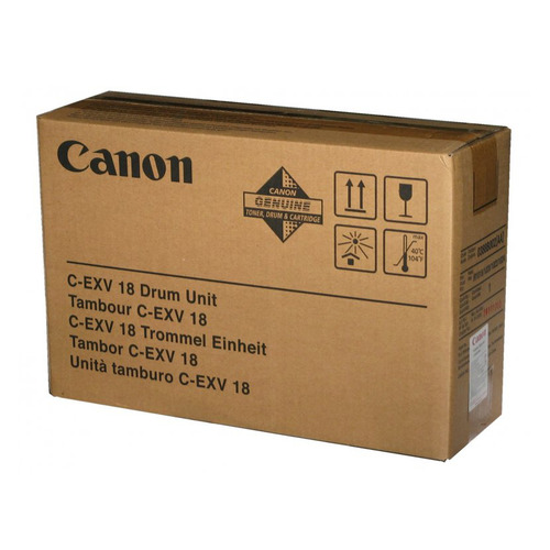 Фотобарабан (Drum) Canon C-EXV18 ч/б:27000стр для IR1018/1020 (0388B002AA 000) compatible canon npg 46 gpr 31 exv29 exv 29 reset image drum unit for canon irc 5035 5030 5235 5240 imaging drum unit 4colors