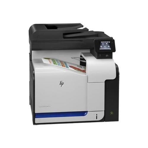 Фото - МФУ лазерный HP Color LaserJet Pro 500 MFP M570dn, A4, цветной, лазерный, черный [cz271a] мфу hp color laserjet enterprise 800 mfp m880z a2w75a цветной a3 46ppm факс дуплекс hdd 320гб ethernet usb