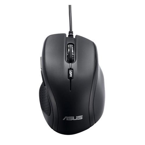 Мышь ASUS UX300, оптическая, проводная, USB, черный [90-xb2p00mu00000] цена и фото