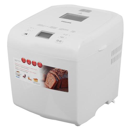 цена на Хлебопечь PHILIPS HD9016/30, белый