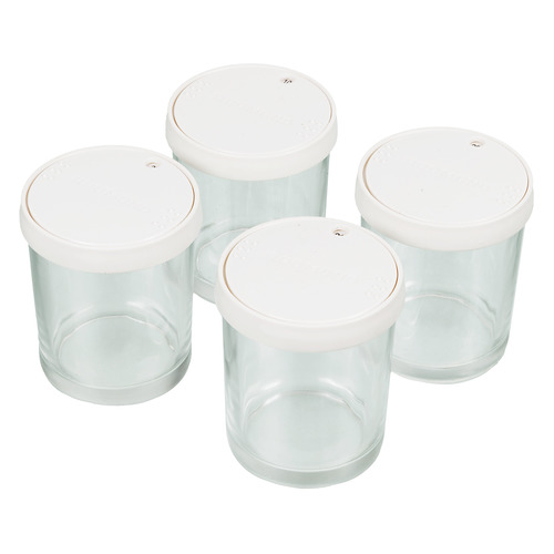 Комплект банок для йогурта REDMOND RAM-G1 redmond ram g1 комплект банок для йогурта