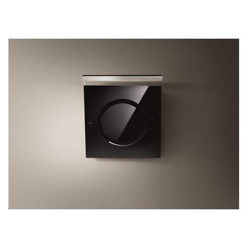 Вытяжка каминная Elica OM Touch Screen BL/F/80 серебристый/черный управление: сенсорное (1 мотор) цена и фото