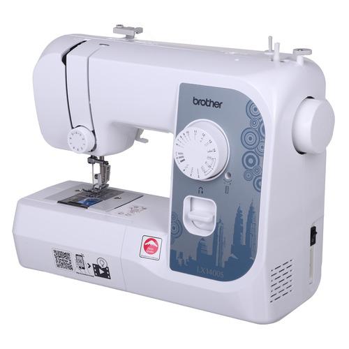 Швейная машина Brother LX-1400S белый швейная машина brother lx 1400s белый