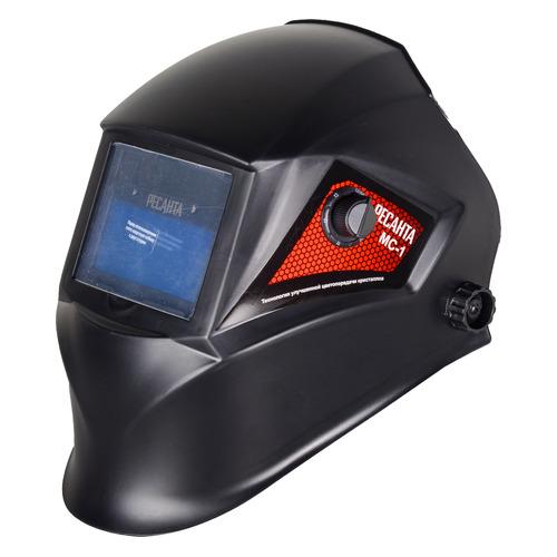 Маска сварщика Ресанта МС-1 500гр (65/13) маска от