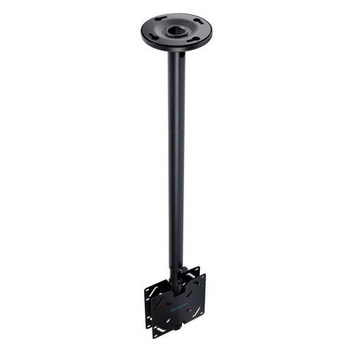 Фото - Кронштейн для телевизора Kromax COBRA-3 серый 15-40 макс.60кг потолочный поворот календаные блоки verdana 3 0 офсет миди 3 сп серый 2020