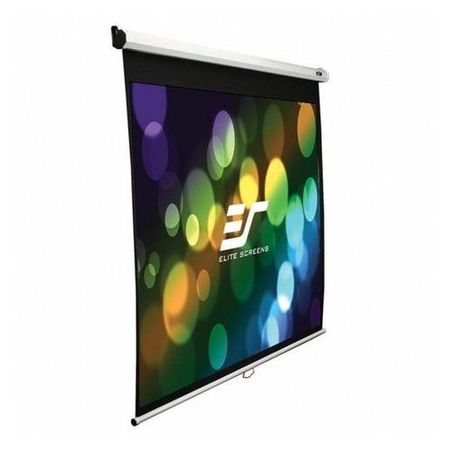 Фото - Экран ELITE SCREENS M92XWH, 204х115 см, 16:9, настенно-потолочный белый коврик для ванны нескользящий canpol 34x55 см арт 9 051 цвет зеленый