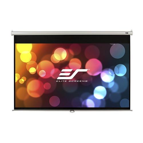 Фото - Экран ELITE SCREENS Manual M120XWH2, 265.7х149.4 см, 16:9, настенно-потолочный белый экран elite screens tripod t85uws1 152х152 см 1 1 напольный черный