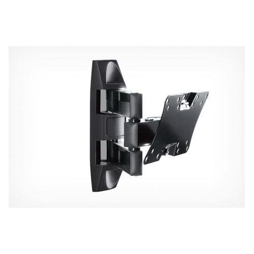 Фото - Кронштейн для телевизора HOLDER LCDS-5065, 19-32, настенный, поворот и наклон кронштейн для телевизора holder lcds 5071 37 55 настенный наклон