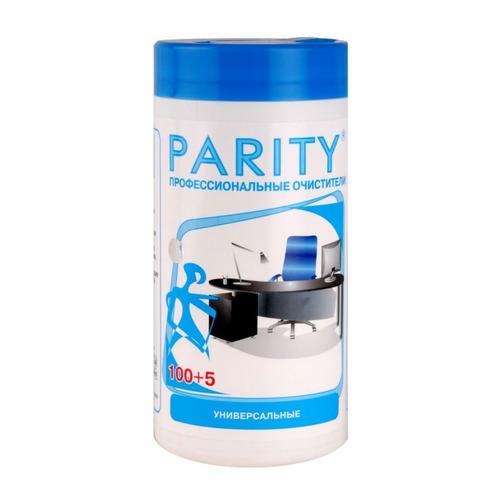 Влажные салфетки Parity 24060, 105 шт (туба) цена и фото