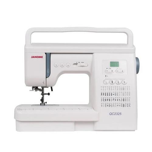 цена на Швейная машина JANOME QC 2325 белый