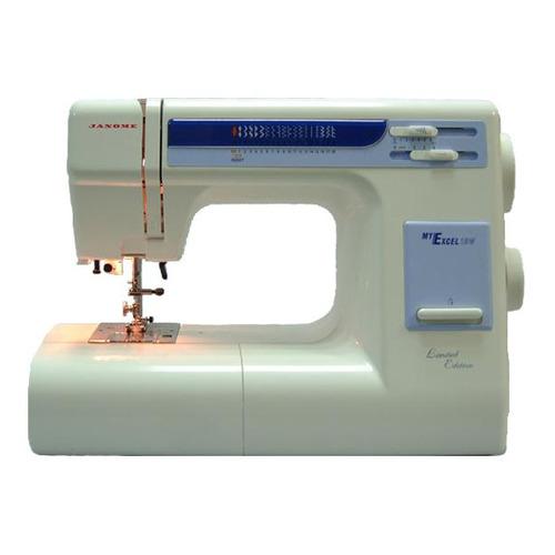 Швейная машина JANOME My Excel 18W белый швейная машина janome my style 280s белый [280ms]