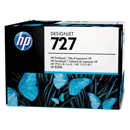Печатающая головка HP 727 B3P06A многоцветный для HP DJ T920/T1500