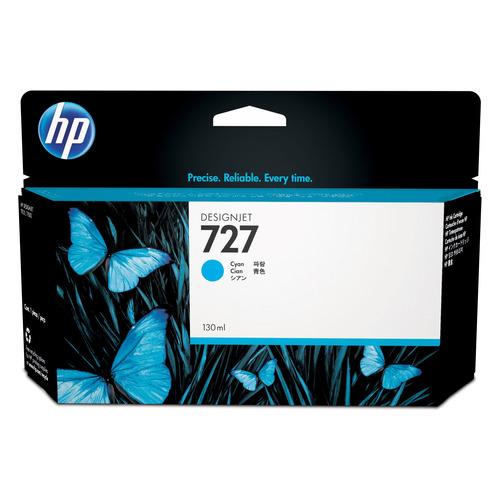 цена на Картридж HP 727, голубой [b3p19a]