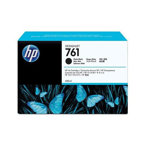 Картридж HP №761, черный матовый / CM991A