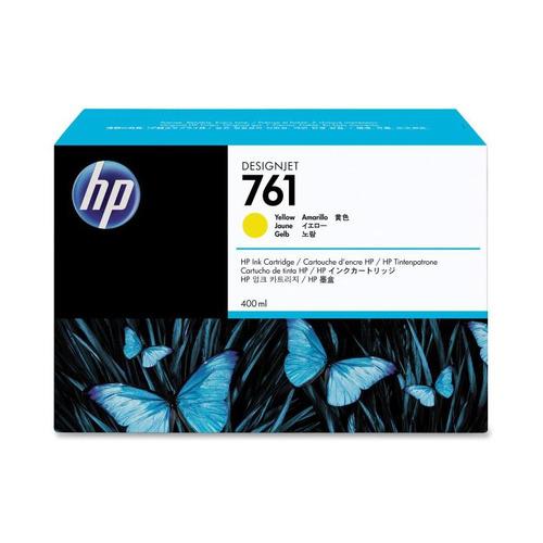 Картридж HP №761, желтый / CM992A