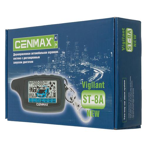 Автосигнализация CENMAX Vigilant ST-8A [vigilant st8 a автозапуск] автосигнализация cenmax vigilant st 7a