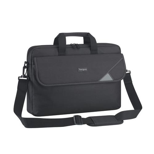 """цена на Сумка для ноутбука 15.6"""" TARGUS Intellect TBT239EU-51, черный"""