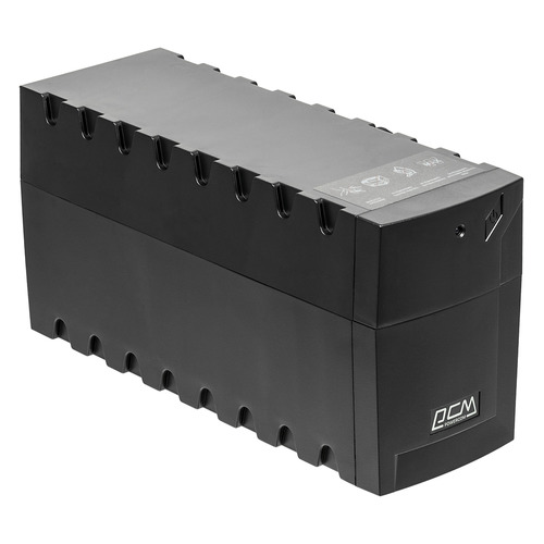 ИБП POWERCOM Raptor RPT-600A, 600ВA ибп powercom rpt 600a raptor 3 iec