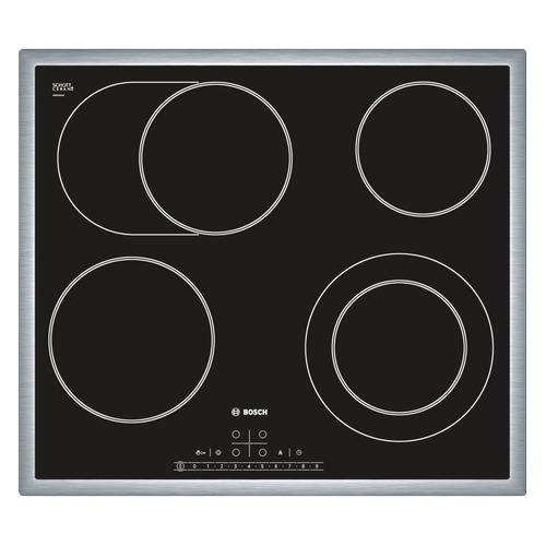 Фото - Варочная панель BOSCH PKN645F17R, Hi-Light, независимая, черный варочная поверхность bosch pkn645f17r