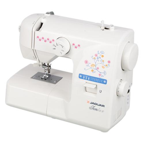 Швейная машина JAGUAR JemLux белый цена 2017