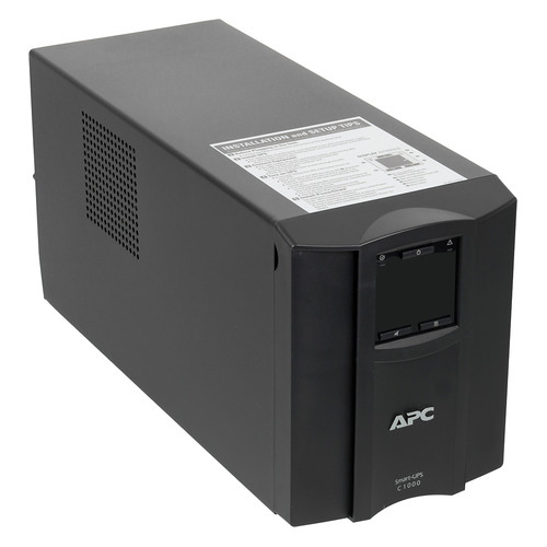 Источник бесперебойного питания APC Smart-UPS C SMC1000I, 1000ВA [smc1000i ] uninterruptible power supply apc smart ups c smc1000i home improvement electrical equipment