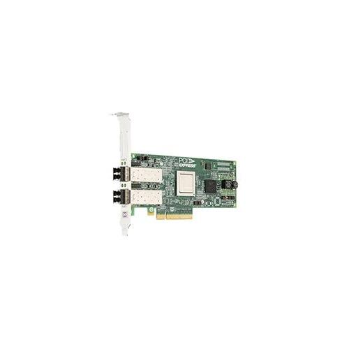 Адаптер Dell Emulex LPe12002 8Gb PCIe Low Profil Kit (406-10469) цена и фото
