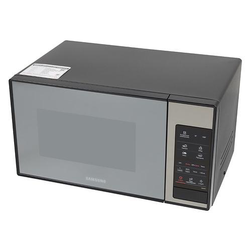 Микроволновая Печь Samsung GE83XR/BWT 23л. 800Вт черный встраиваемая микроволновая печь samsung fw 77 sr b bwt