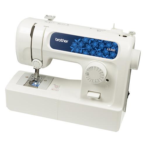 Швейная машина BROTHER LS-300 S белый brother ls 300 page 9