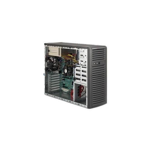 Корпус SuperMicro CSE-732I-R500B Midi-Tower 500W корпус supermicro cse 813mftqc 505cb 500w