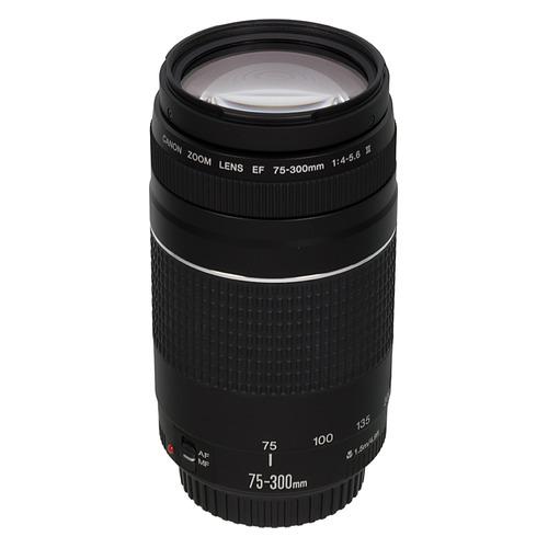 Объектив CANON 75-300mm f/4-5.6 EF III, Canon EF [6473a015]