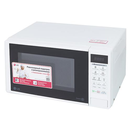 Микроволновая Печь LG MS20R42D 20л. 700Вт белый цена