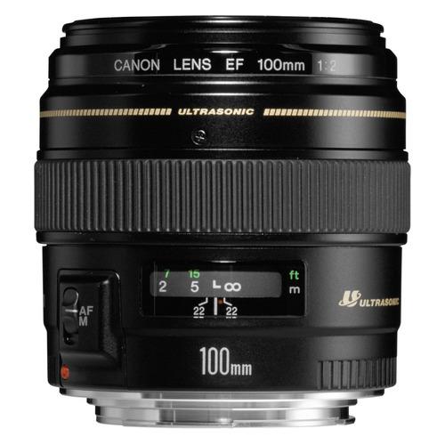 Фото - Объектив CANON 100mm f/2 EF USM, Canon EF [2518a012] canon macrolite adapter 67