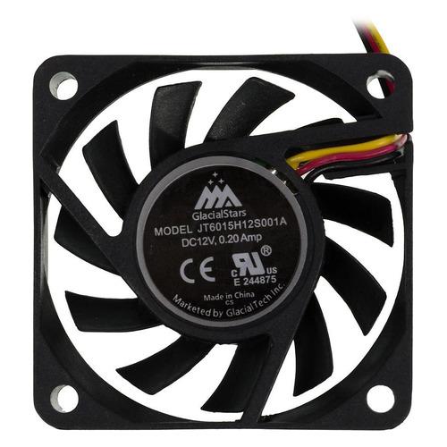Вентилятор GLACIALTECH IceWind 6015, 60мм, Bulk цена