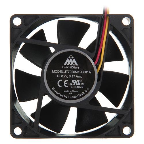 Вентилятор GLACIALTECH IceWind GS7025, 70мм, Bulk цена