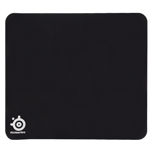 Коврик для мыши STEELSERIES QcK+, черный [63003] цена
