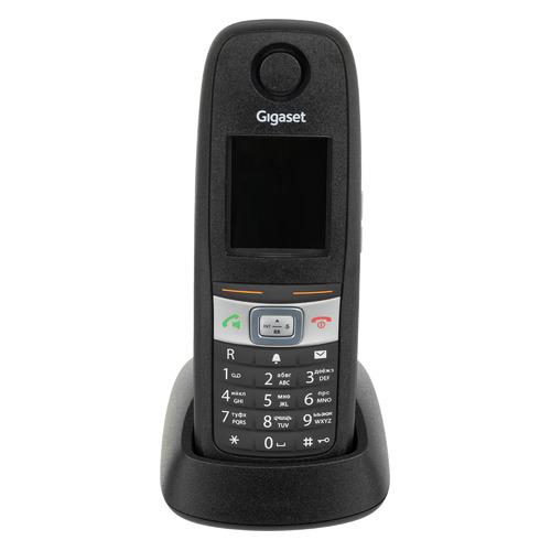 Дополнительная трубка GIGASET E630H радиотелефон gigaset e630 black