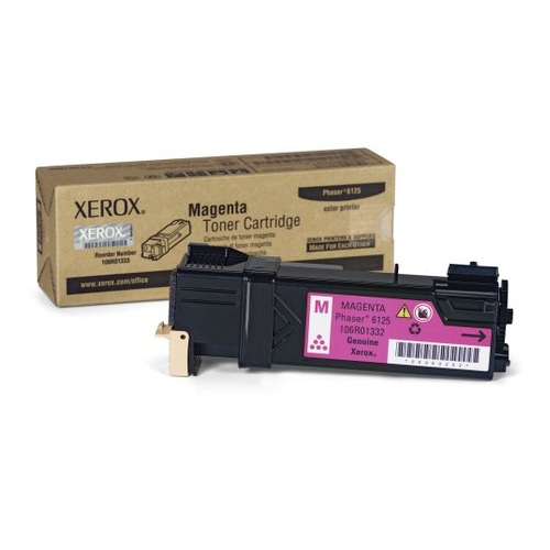 Картридж XEROX 106R01336, пурпурный