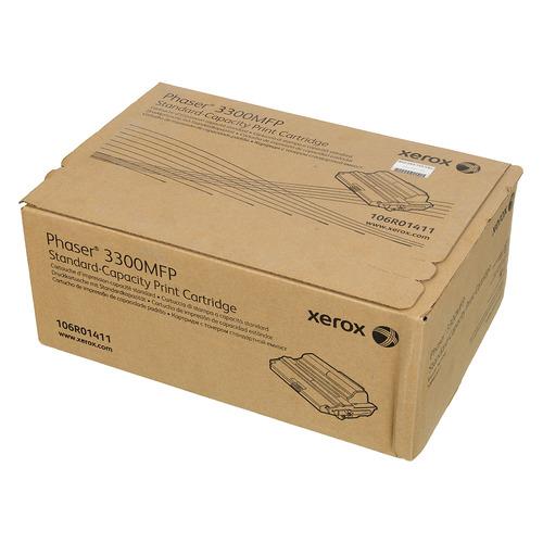 Картридж XEROX 106R01411, черный