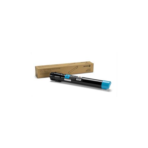 Фото - Картридж XEROX 106R01443, голубой картридж xerox 106r01456 для xerox ph 6128 голубой