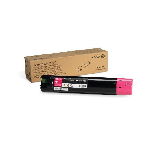 Картридж XEROX 106R01524 пурпурный  - купить со скидкой