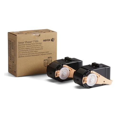 Картридж XEROX 106R02612, черный