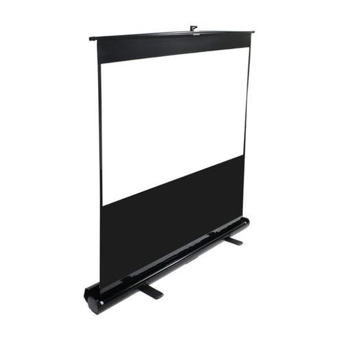 Фото - Экран ELITE SCREENS ezCinema F84NWV, 170.6х128 см, 4:3, напольный черный экран настенный elite screens m100nwv1 100 4 3 152x203 ручной mw белый