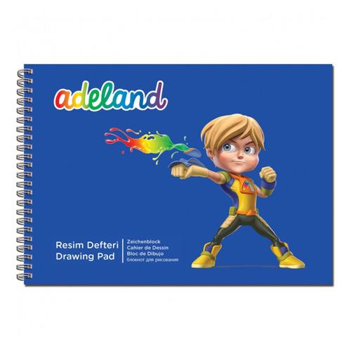 Альбом для рисования Adel ADELAND 434-5502-500