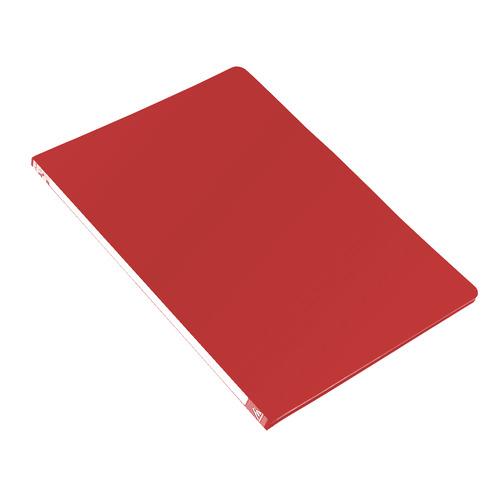 Папка с метал.пруж.скоросш. Бюрократ -PZ05PRED A4 пластик 0.5мм торц.наклейка красный 44 шт./кор. наклейка widex hd a4 a4