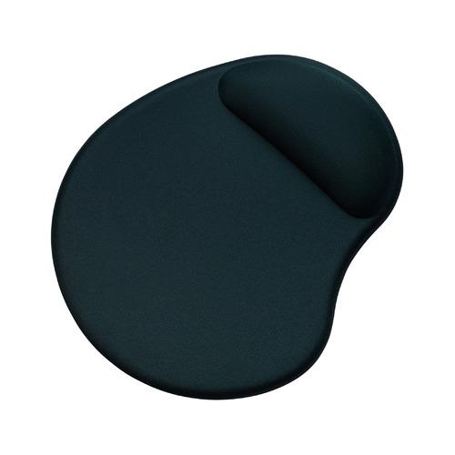 Коврик для мыши BURO BU-GEL, светло-зеленый [bu-gel/green] коврик buro для мыши bu gel blue 817305