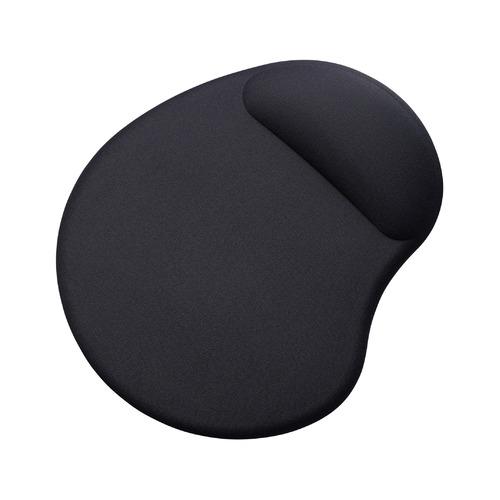 Коврик для мыши BURO BU-GEL, серый [bu-gel/grey] коврик buro для мыши bu gel blue 817305