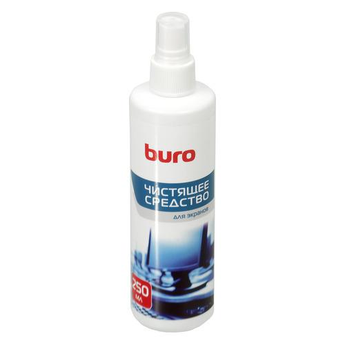 цена на Чистящий спрей BURO BU-Sscreen, 250 мл